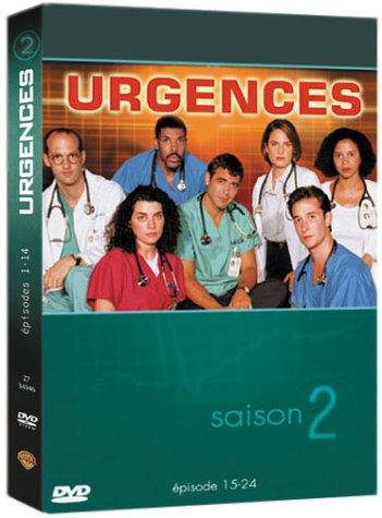 Urgences Saison 2 en français